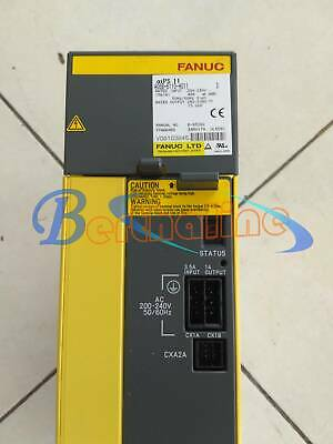 ONE Used Fanuc A06B-6114-H105 Servo Amplifier