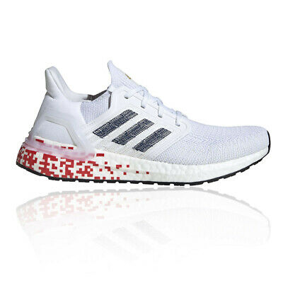 ADIDAS ULTRA BOOST M Blanc Baskets Homme Sneakers Running
