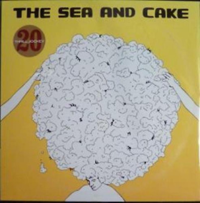 `Sea And Cake, The - The Sea And Cake [LP] (Blue Colore (UK IMPORT) VINYL LP NEW