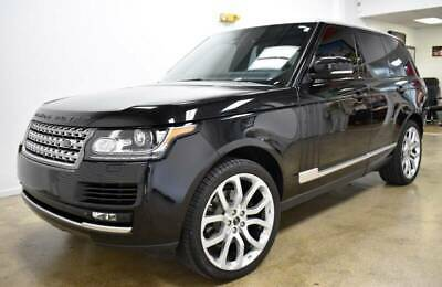 2014 Land Rover Range Rover HSE 4x4 4dr SUV 2014 Land Rover Range Rover HSE 37,900 Miles $98,000 MSRP!!!