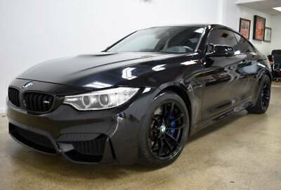 2015 BMW M4 Base 2dr Coupe 2015 BMW M4 Base 2dr Coupe 45,400 Miles Black 2dr Car Straight 6 Cylinder Engine