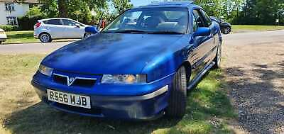 Vauxhall Calibra Tickford converted