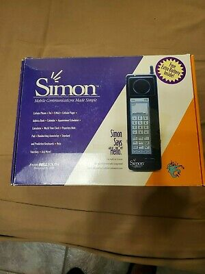 IBM Simon - World's First Smartphone - Open box, very lightly used.