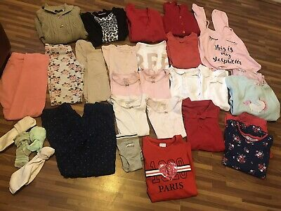 girls clothes age 9-10 years bundle