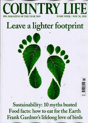 COUNTRY LIFE MAGAZINE 20th MAY 2020 ~ NEW ~
