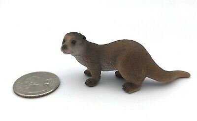Schleich OTTER Animal Figure 2012 Retired 14694