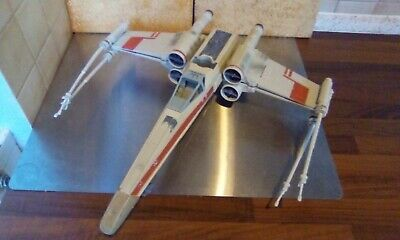 Star Wars Hasbro Wedge Antilles' X-Wing Starfighter Legacy Collection 2009