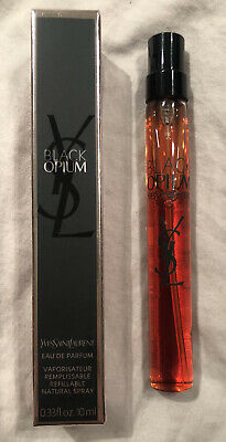 Brand New & Boxed YSL Black Opium Eau De Toilette Spray 10ml Travel Size