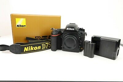 Nikon D750 Body Only (Used).  Full frame, perfect, mint condition
