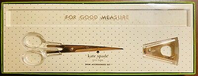 Kate Spade - For Good Measure Desk Accessories Set