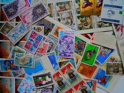 Lot FRANCE  30€ en timbres en Francs pour affranchissement ou collection