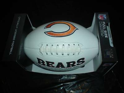The CHICAGO BEARS NFL Football Signed Autographed LANCE BRIGGS