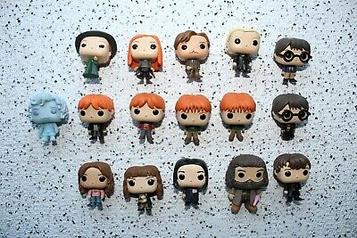 Funko Pop Mini Harry Potter Advent Calendar Collectible Figurines Lot Of 16