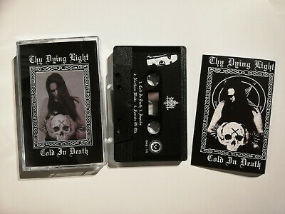 Thy Dying Light - Cold in Death, MC, Tape, Black Metal