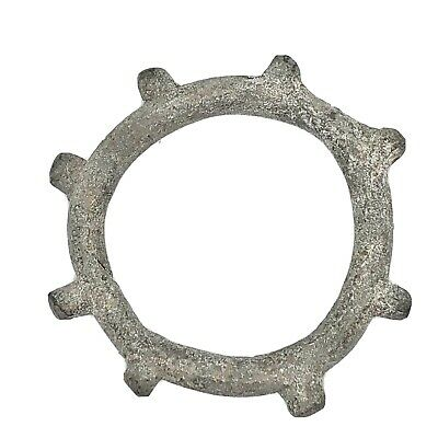 RARE Authentic 800-1000 AD Medieval Viking Decorative Ring Artifact Old Metal
