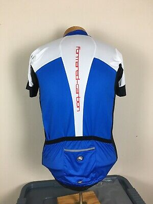 Giordana FRC Formared Carbon Cycling Jersey Size L