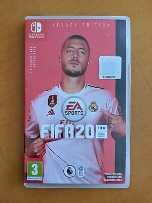 FIFA 20 Nintendo Switch Game