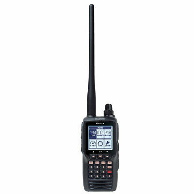 NEW Yaesu FTA-550L Handheld VHF Air Band Transceiver