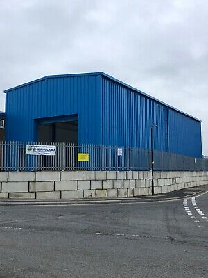 steel building kingspan insulated agricultural industrial single double skin