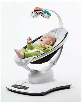 4moms mamaRoo Infant Seat Swing Rocker • Pre-owned