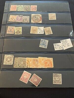 Huge Lot Assorted Thailand/China/Russia/Nepal Stamps