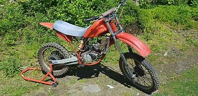 Cagiva WMX 125 motocross project, spares or repair