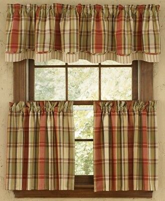 Heartfelt Layered Country Valance