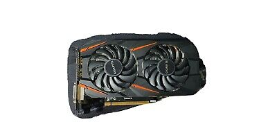 GIGABYTE Geforce GTX 1060 WINDFORCE OC 3 GB GDDR5 PCIe x16 Scheda grafica Nvidia