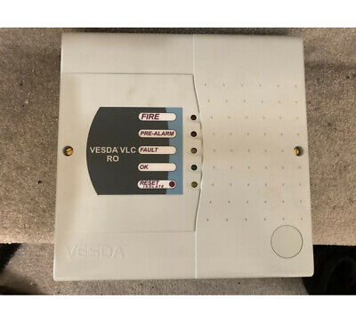 Vesda VLC RO aspiration System Fire Alarm Detection (2 Pipes )
