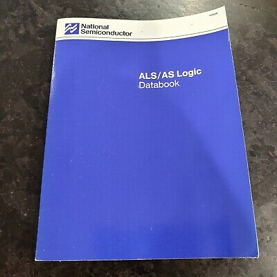 1990 National Semiconductor ALS/AS Logic Databook