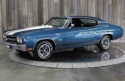1970 CHEVROLET Chevelle #'s Matching 396 1 Family Owned Restored 1970 CHEVELLE #'s Matching 396 1 Family Owned Restored SS, Rare options 4 Speed