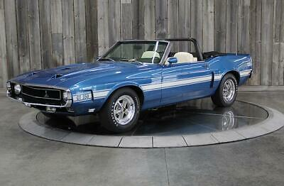 1969 SHELBY GT350 Marti Report - Comprehensive Restoration 4spd 1969 GT350 Marti Report - Comprehensive Restoration 4spd #'s Matching CONVERTIBL