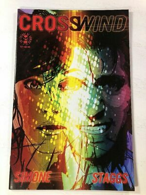 Crosswind #1 (Image 2017) Cat Staggs Variant Cover