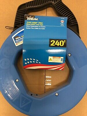 Ideal Fish Tape Brand New 240'