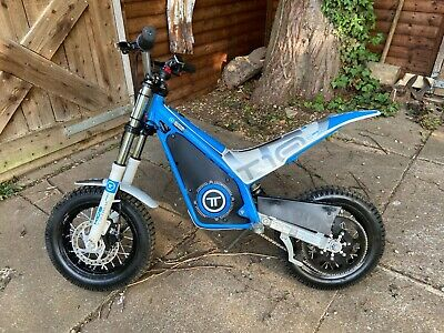 Trials kids electric GasGas motorcycle