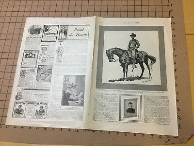 Colonel Luther R Hare article - w Remington image (1900)