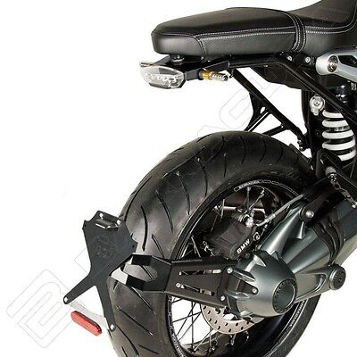 BT1104S barracuda Immatriculation Side Naked Pour BMW R Ninet Approuvé