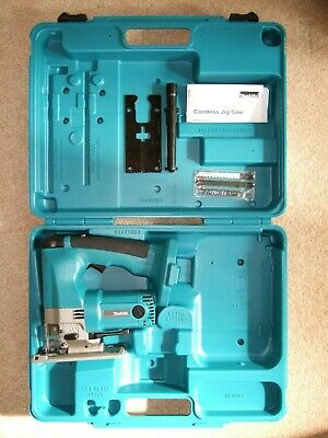 NEW Makita 4334D Cordless 18V Jigsaw, Accessories & Hard Case 4334DZ