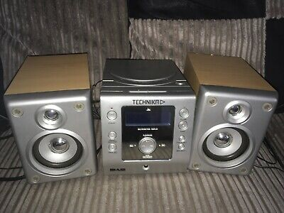 Technical Mini HiFi System CD Player In Good Working Condition