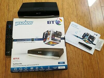 BT Humax DTR-T2100 500GB YouView Recorder Unit