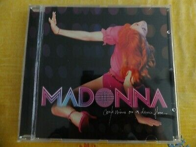 """MADONNA """"Confessions on a Dance Floor"""" CD"""
