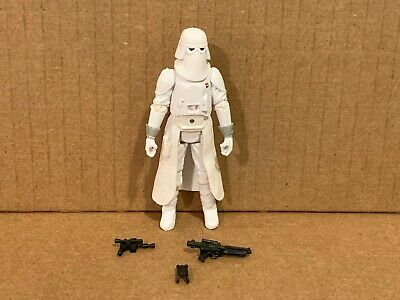 "Star Wars The Black Series 3.75"" #24 Snowtrooper Commander Loose Complete"