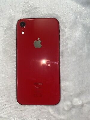 Apple iPhone XR - 256GB- (PRODUCT)RED (Unlocked)A2105 (GSM)