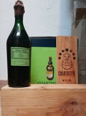 Chartreuse VEP 1980's