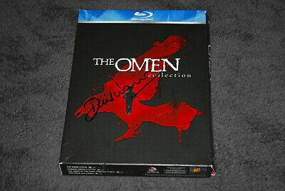 David Warner Signed - The Omen Collection - Limited Edition Region A Blu-Ray