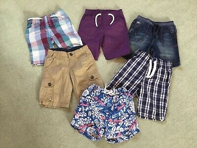 Boys Short Bundle 4-5 Years 16 Shorts In Total