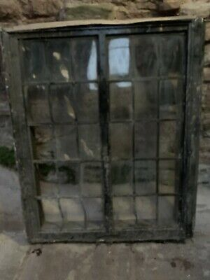 Reclaimed Leaded Light Window ( 2 of 2 available)