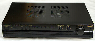 Technics ST-GT1000 AUDIOPHILE DIGITAL RADIO DAB AM FM TUNER boxed with remote