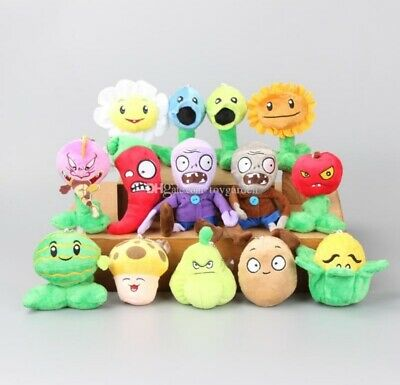 Plants vs zombies plush dolls Plants vs Zombies Toys  **choose your character**