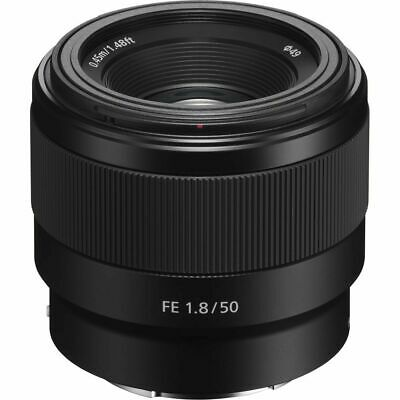 Sony FE 50mm F1.8 lens (SEL50F18F) New Sealed UK STOCK